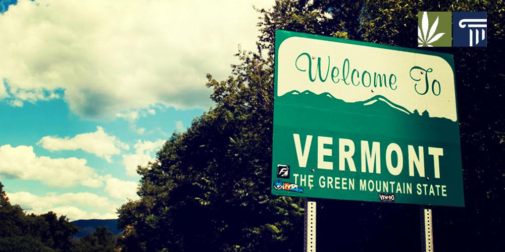 Vermont marijuana legalization