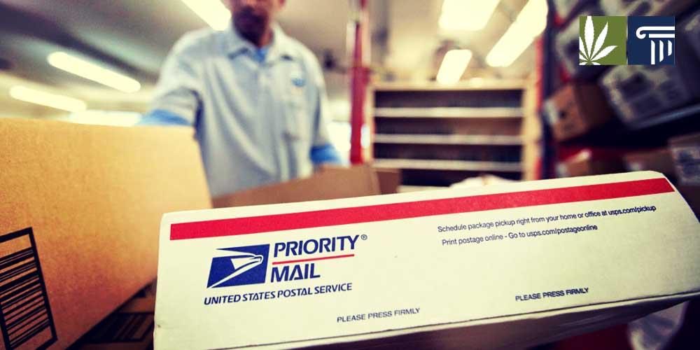 Man arrested marijuana by mail scheme
