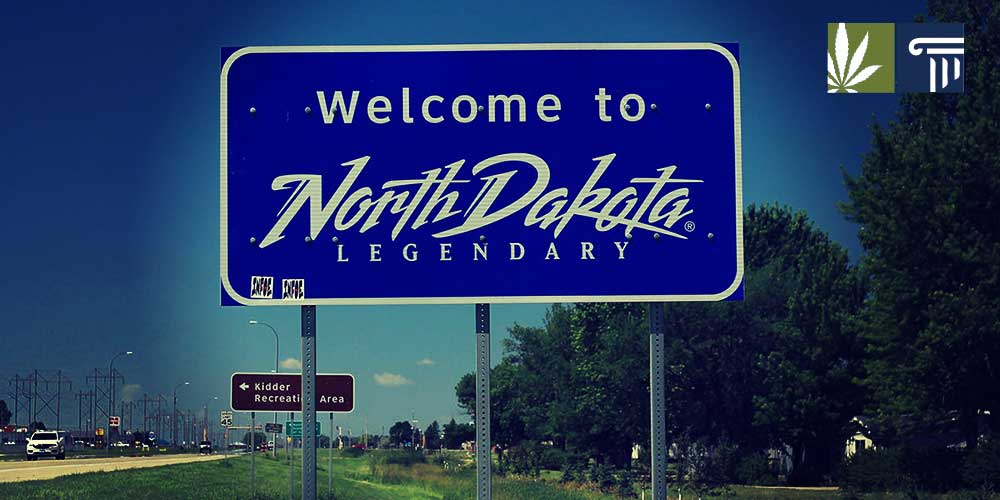 north dakota legalization effort