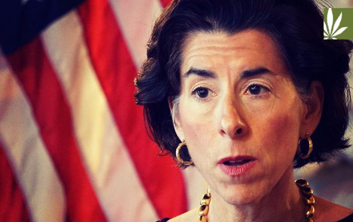 Gina Raimondo Commercy Secretary Biden Pick