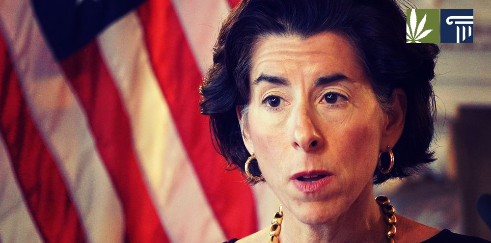 Gina Raimondo Commercy Secretary Biden Pick