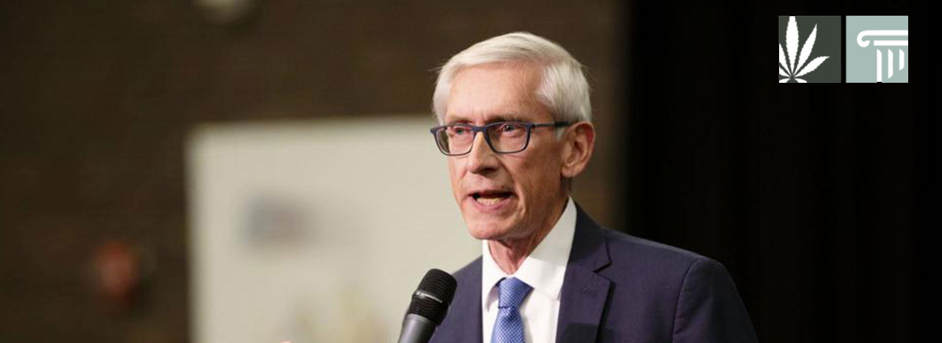 tony evers marijuana legalization budget