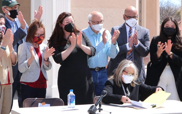 New Mexico Marijuana Legalization Signed Into Law