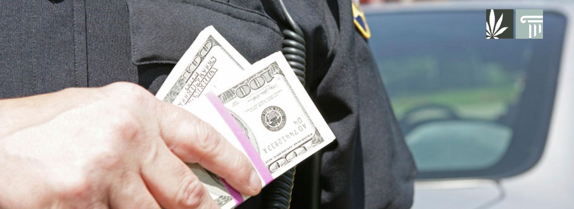 Brendon Jacy Tatum and Joseph Huffaker police Officers Extorting Motorists