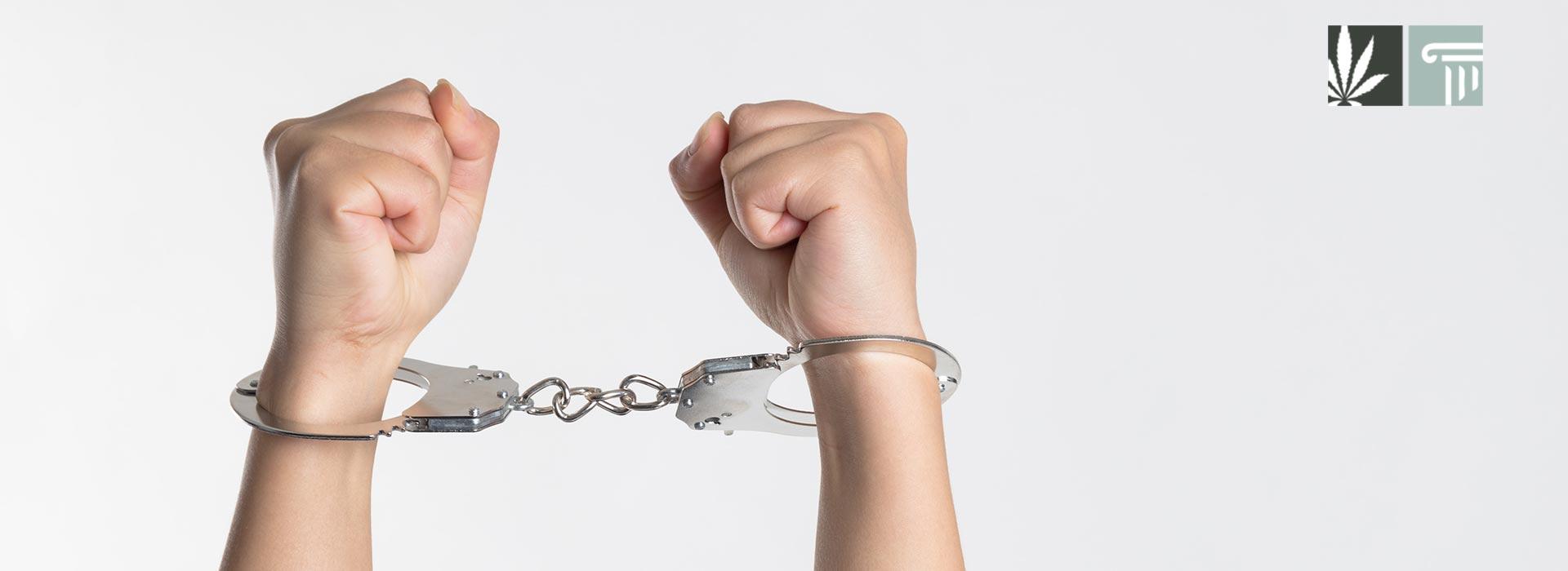 cannabis arrests decline 2020 fbi data